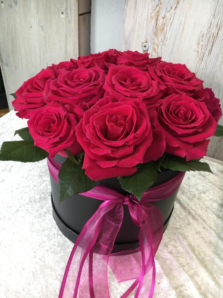 Rosenbox - Ecuador Rosen - groß