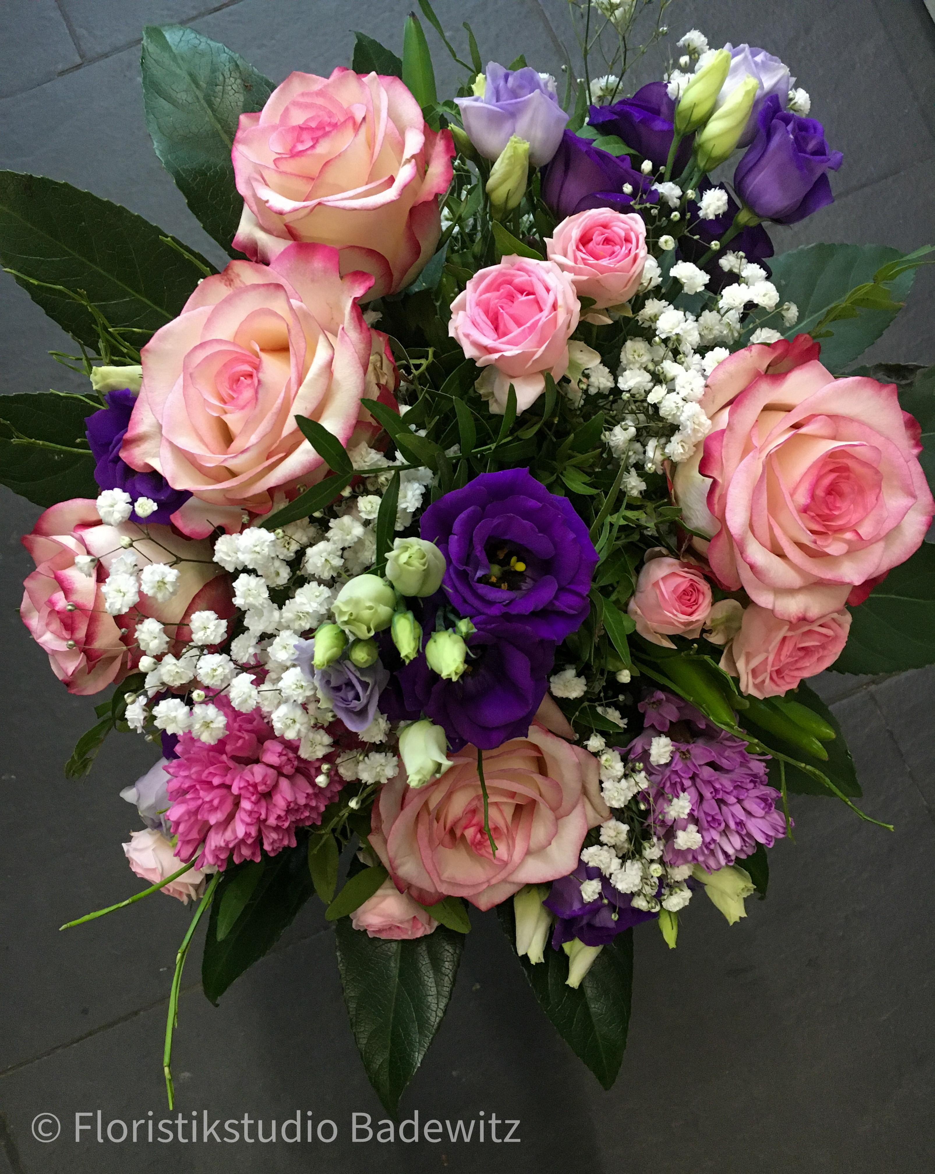 Strauß rosa-lila